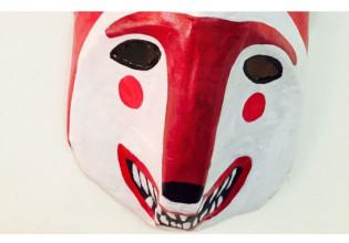 Goat Mask by Jovana Terzic