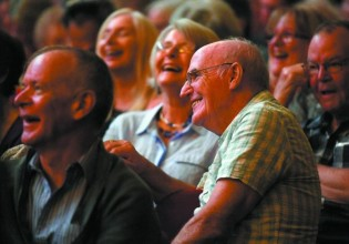 For many seniors age is a source of identity and pride – and good humour (Photo: Supplied)