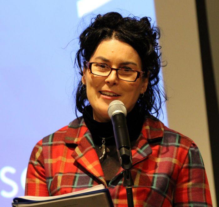 Playwright Alana Valentine Photo: Stephen Webb