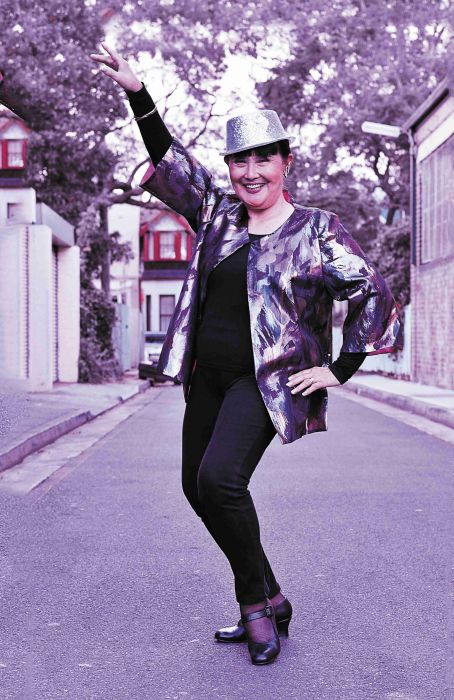 "Hats off to Itojo Hardy as she puts the dazzle in ""Razzle Dazzle Dames"" Photo: Supplied"
