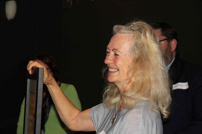 Irene Jackson. Photo: Lyn Turnbull