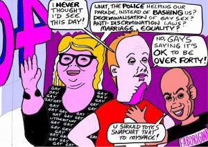 Cartoon: norrie mAy-welby