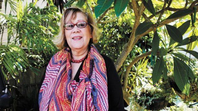 Aunty Norma Ingram. Photo: Andrew Collis