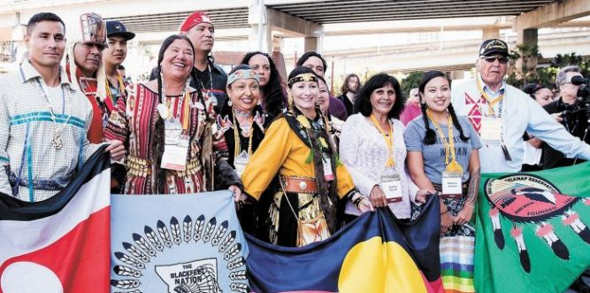 Healing Our Spirit Worldwide, November 26-29 Photo: Supplied
