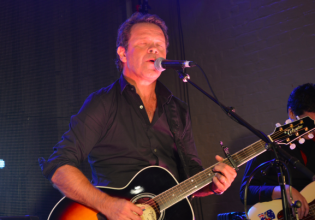 Troy Cassar-Daley at the NCIE (Photo: Kat Hines)
